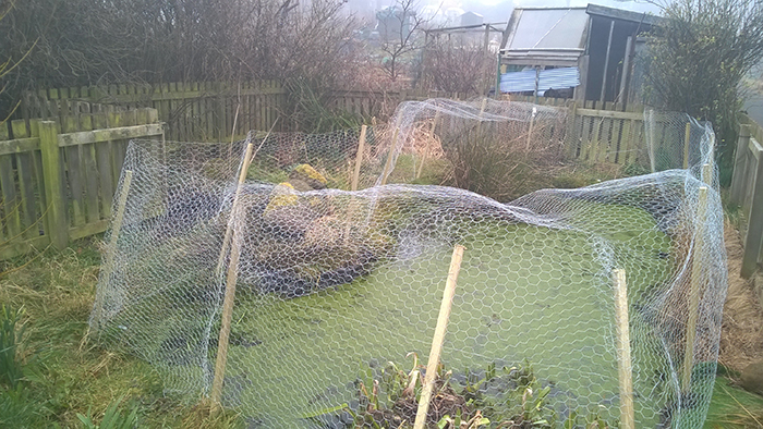 pond-netting